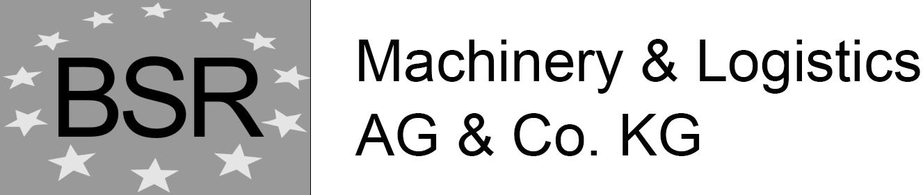 BSR Machinery  Logistics